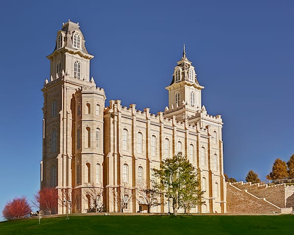 Manti Temple of the Church of Jesus Christ of Latter-day Saints