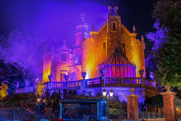 Haunted Mansion Halloween - MNSSHP Photos | William Drew