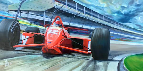 Buzz Calkins - Indianapolis 1996