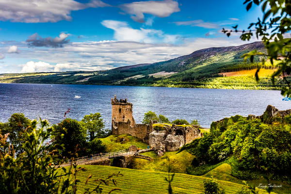 Urquhart Castle | Randy Sedlacek Photography