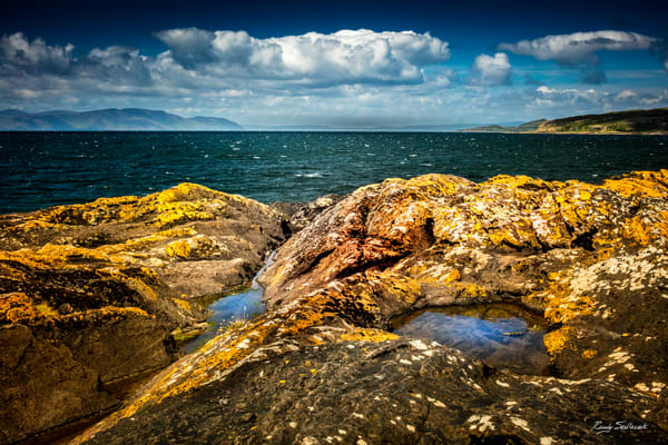 Shores of Portencross | Randy Sedlacek Photography