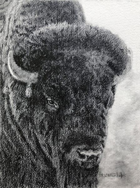 Tatanka Sketch - Sold