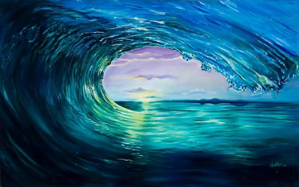 Pamela's Wave