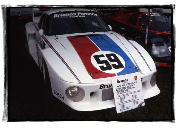 Daytona 1991 #59 Car