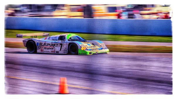 Daytona 1991 #7 Brumos Porsche