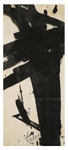 Abstract Bold Koho Yamamoto