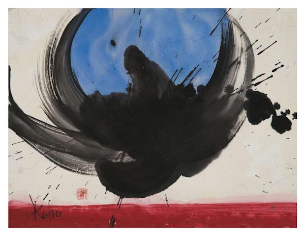 Abstract Bubble Koho Yamamoto
