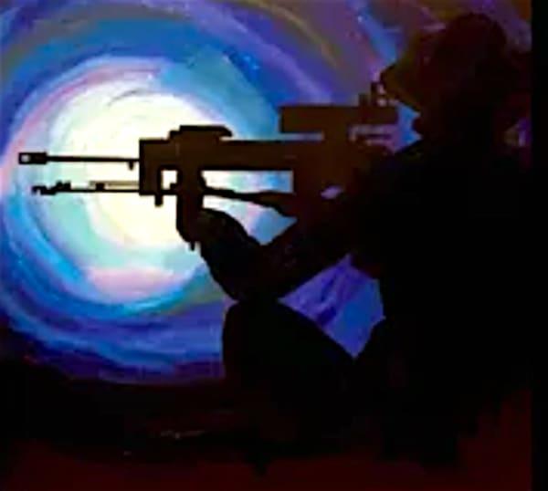 War with Gun