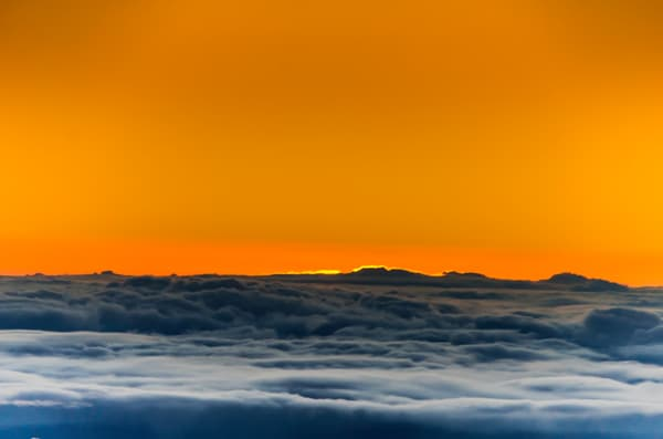 Haleakala Clouds 001 Art | Highvibrationphotography