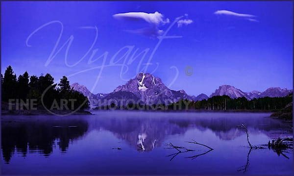 Majestic Purple Mountains:  Shop Fine Art Photography | Jim Wyant, Master Craftsman (317)663-4798