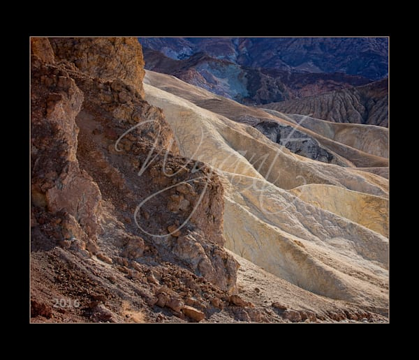 Death Valley Layers:  Shop Fine Art Photography | Jim Wyant, Master Craftsman (317)663-4798