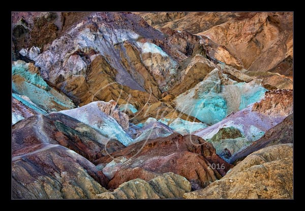 Death Valley Abstract 2:  Shop Fine Art Photography | Jim Wyant, Master Craftsman (317)663-4798