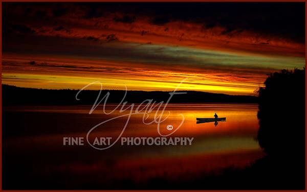 Sunrise at Thunder Bay:  Shop Fine Art Photography | Jim Wyant, Master Craftsman (317)663-4798