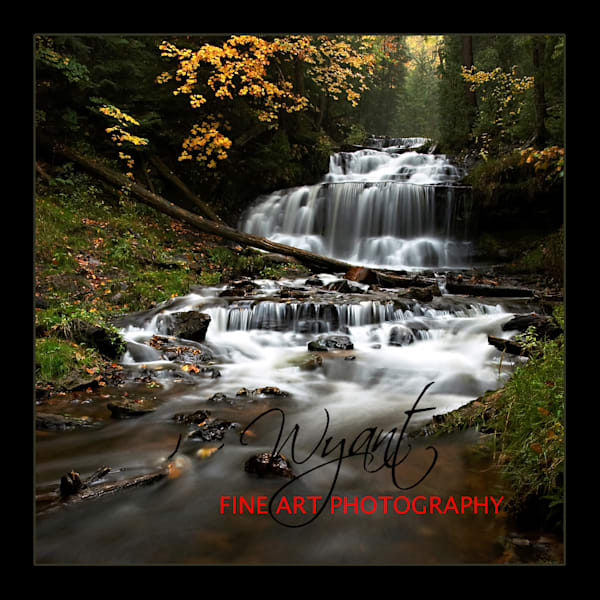Wagner Falls:  Shop Fine Art Photography | Jim Wyant, Master Craftsman (317)663-4798