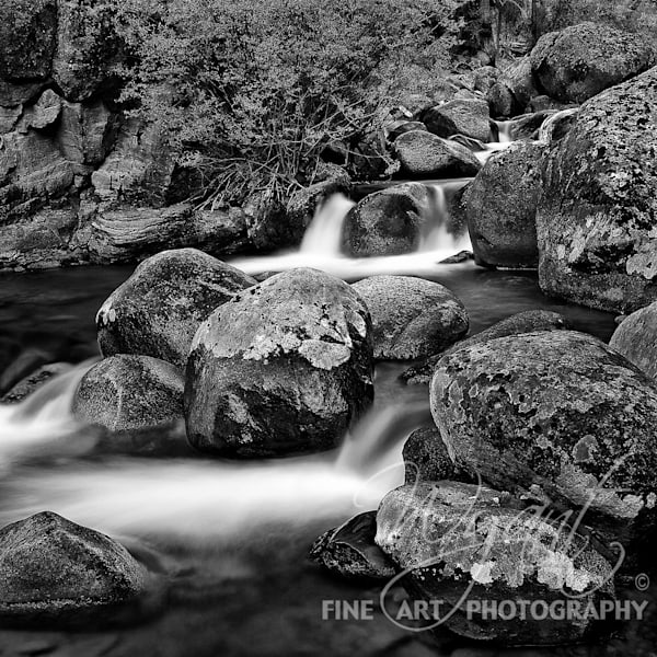 Yellowstone Stream: Shop Fine Art Photography | Jim Wyant, Master Craftsman (317)663-4798