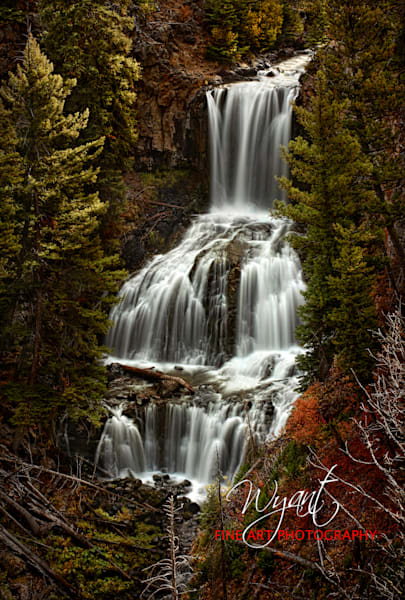 Yellowstone Falls: Shop Fine Art Photography | Jim Wyant, Master Craftsman (317)663-4798