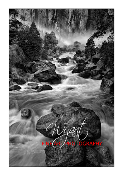 Yosemite Stream: Shop Fine Art Photography | Jim Wyant, Master Craftsman (317)663-4798