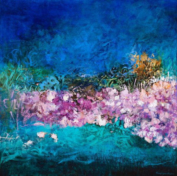 Floral Painting Featured In Southwest Art Magazine