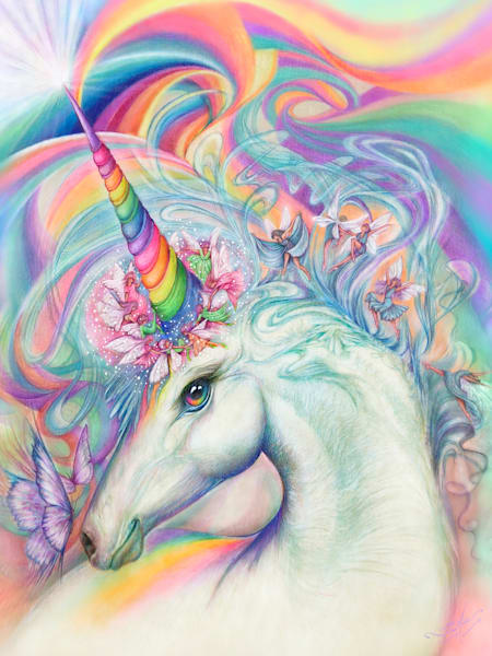 Unicorn's Enchanted Fairy Parade