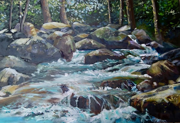 """""""Water Of Life #5"""" by Reveille Kennedy 