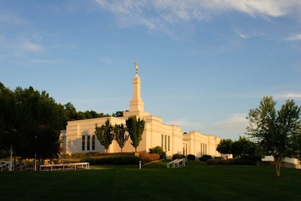 Palmyra Temple - By Day