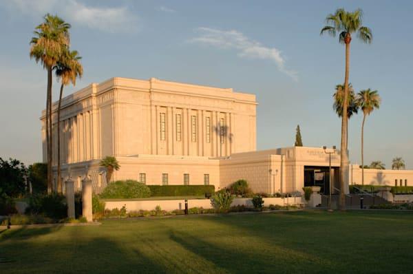 Mesa Temple - Daylight