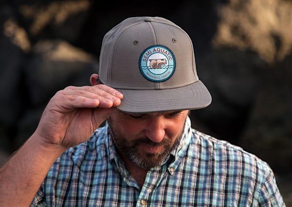 Semi Aquatic Hat by Spencer Reynolds