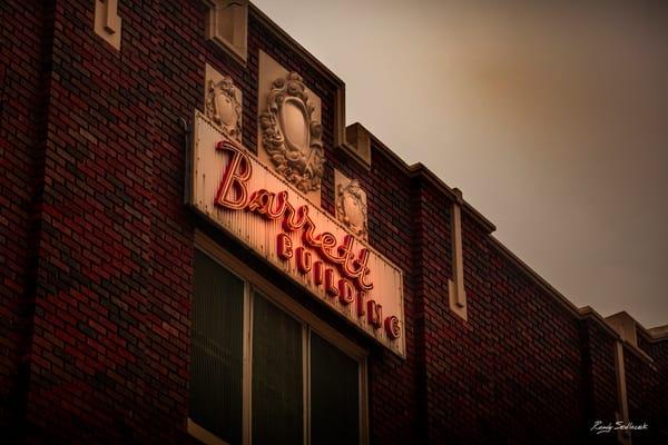 Barrett Building| Randy Sedlacek Photography