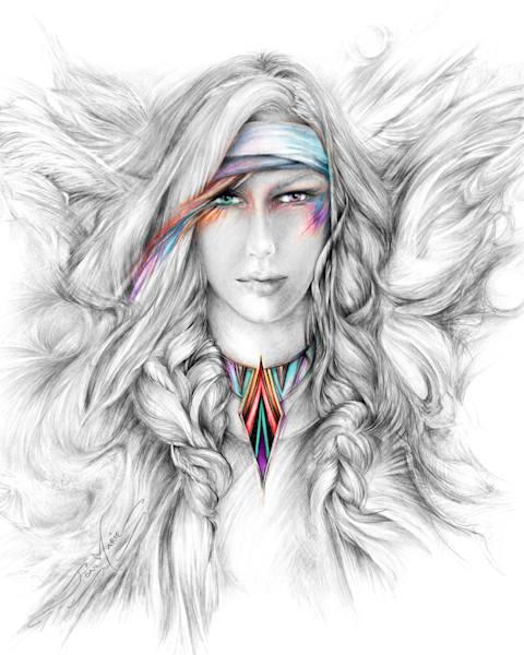 Night Vision Art | Joan Marie Art