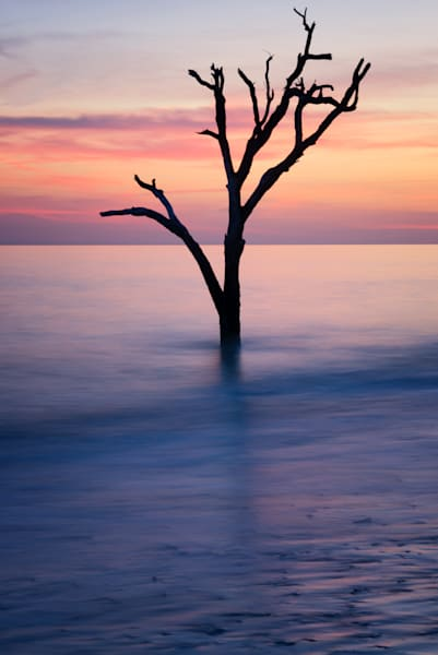 Botany Bay Sunset Solitude