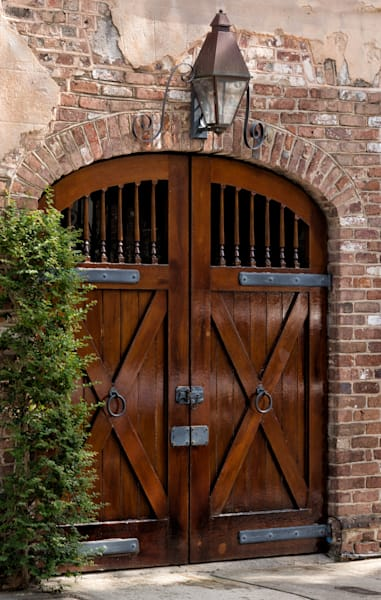 Doors with Character