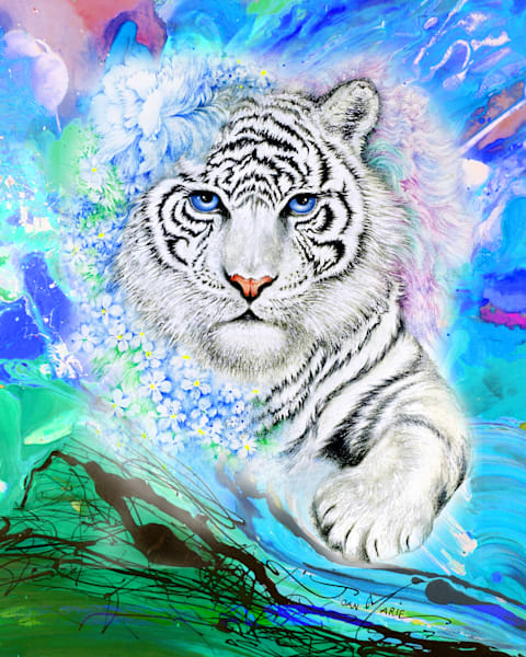 Bengal Magic  Art | Joan Marie Art
