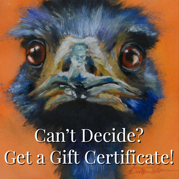 Art Fur Paws $150 Gift Certificate
