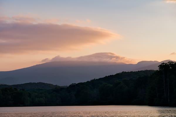 Price Lake Sunset Soft Rays
