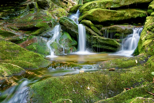 Duggers Creek Falls 1