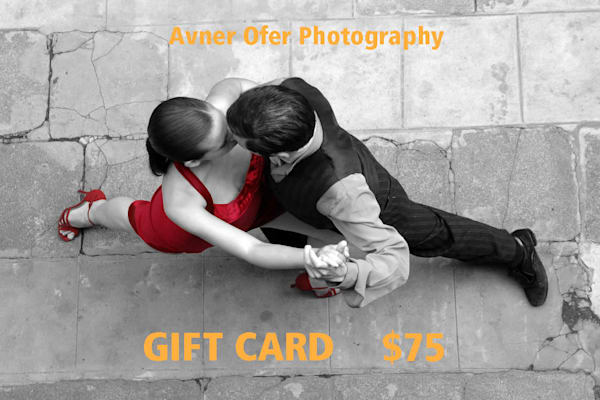 gift card $75 value