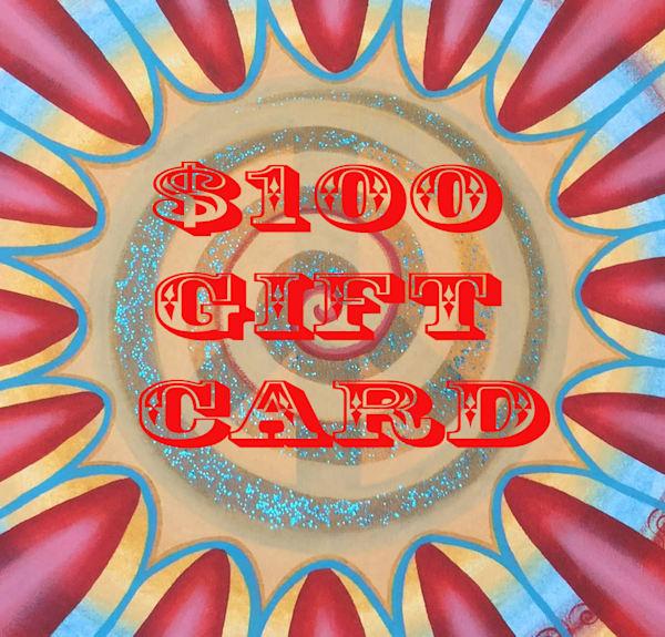 Paula Manning Lewis art gift card