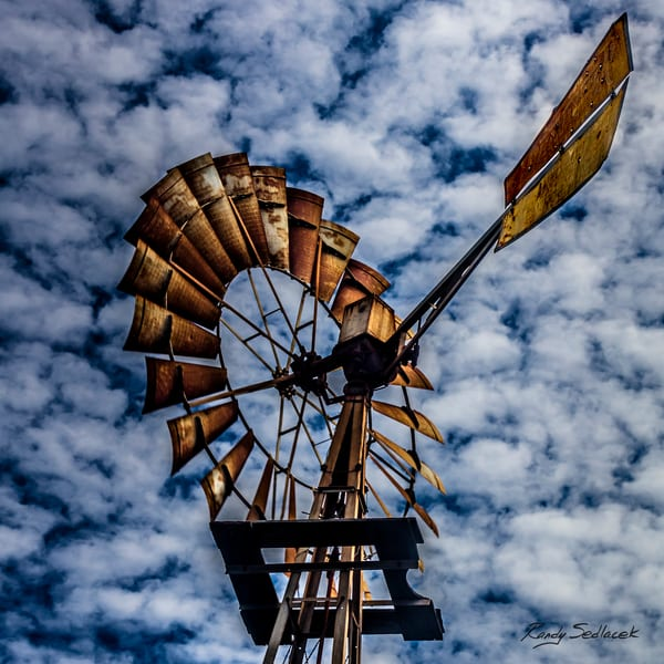 Windmill in My Head | Randy Sedlacek Photography