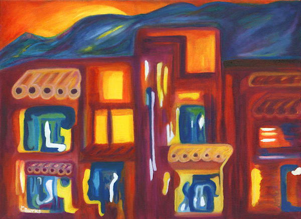 Christine Burks Fine Art Prints | Modern Abstract | Wall Art | Home Decor