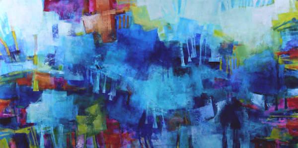 Arched Sky by Sharon Kirsh   SavvyArt Market original painting
