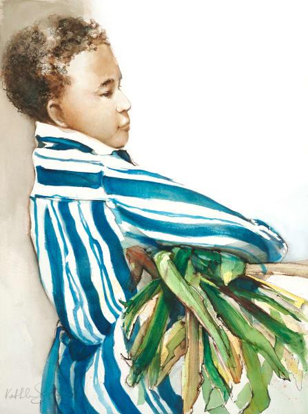 Nubian Boy