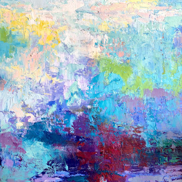 Spring Untitled by Sharon Kirsh   SavvyArt Market original painting