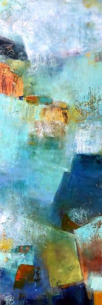 Slowly Then All At Once 2 by Sharon Kirsh   SavvyArt Market original painting