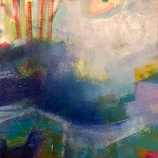 Spring by Sharon Kirsh   SavvyArt Market original painting