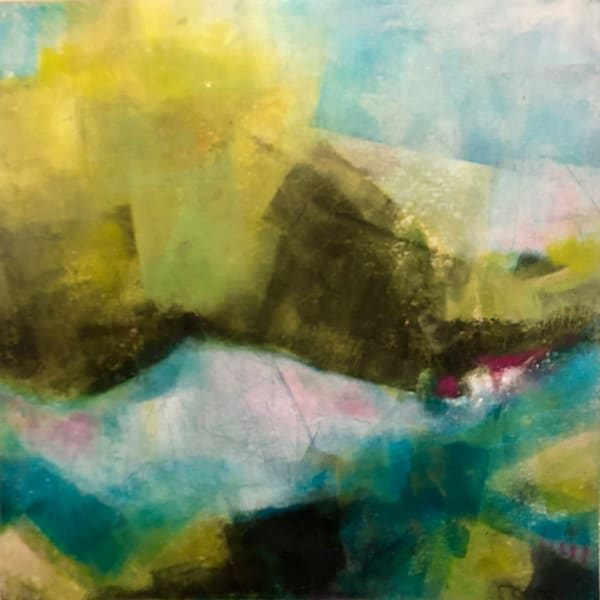 Streaming by Sharon Kirsh | SavvyArt Market original painting