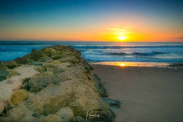 Ventura Beach Sunset