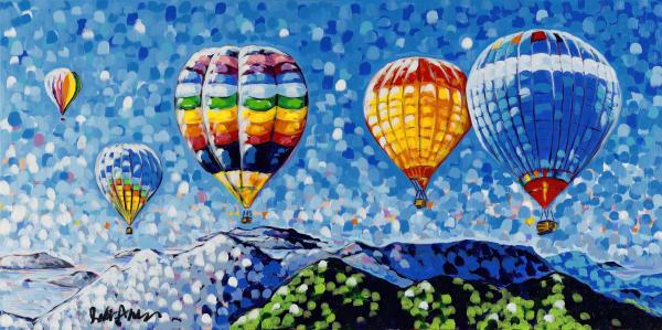 Hot Air Art | Jodi Augustine Art