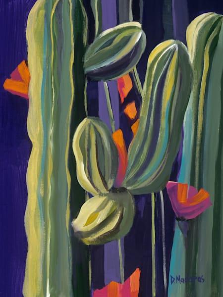 Cactus Jungle Wall Art