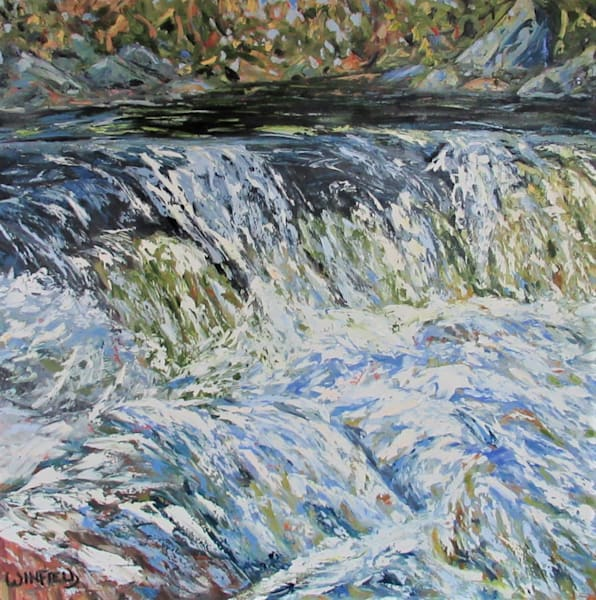 Splash by Darlene Winfield | SavvyArt Market original painting