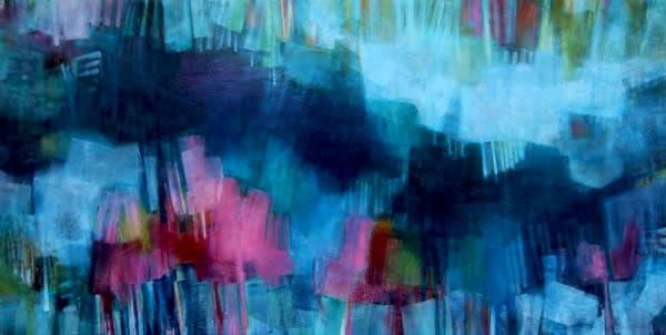 The Whole World Is A Garden by Sharon Kirsh   SavvyArt Market original painting